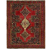 Link to 4' 6 x 5' 7 Sanandaj Persian Rug