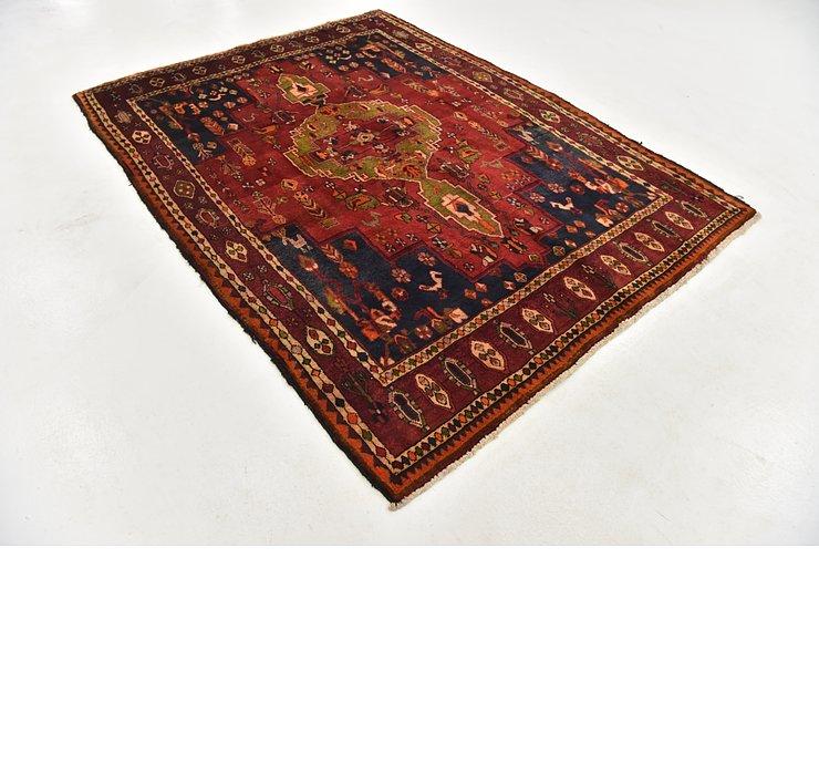 6' x 7' 10 Sirjan Persian Rug
