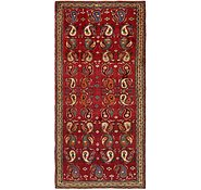 Link to 4' 8 x 10' 2 Tabriz Persian Runner Rug