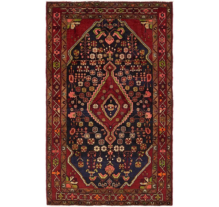 142cm x 235cm Nanaj Persian Rug