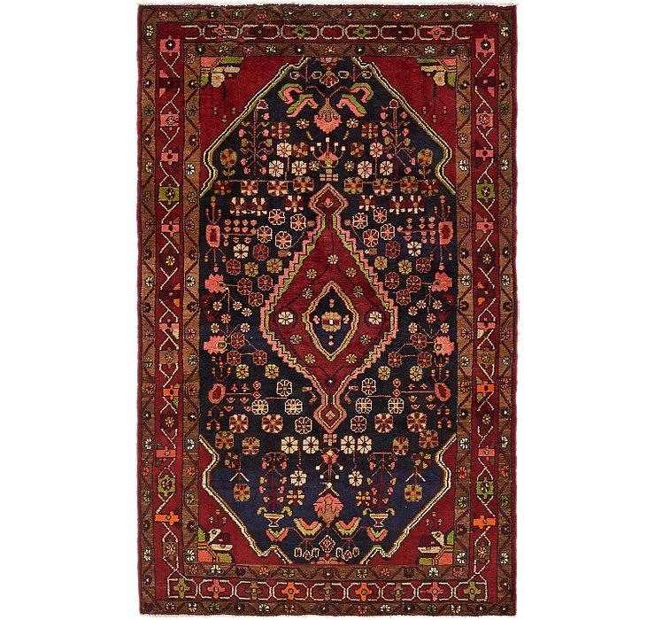 4' 8 x 7' 9 Nanaj Persian Rug