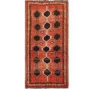 Link to 3' 10 x 8' 3 Shiraz-Lori Persian Runner Rug