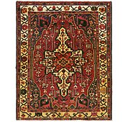 Link to 5' 2 x 6' 5 Hamedan Persian Rug