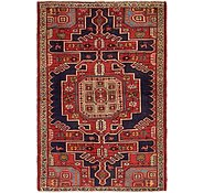 Link to 4' 5 x 6' 6 Saveh Persian Rug