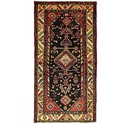 Link to 4' 2 x 8' Hamedan Persian Runner Rug