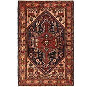 Link to 4' x 6' 4 Saveh Persian Rug