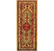 Link to 3' 5 x 8' 5 Meshkin Persian Runner Rug