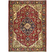 Link to 5' 1 x 6' 9 Tabriz Persian Rug
