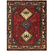 Link to 5' 1 x 6' 5 Shiraz Persian Rug