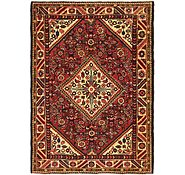 Link to 5' 2 x 7' Hossainabad Persian Rug