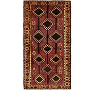 Link to 137cm x 262cm Shiraz-Lori Persian Rug