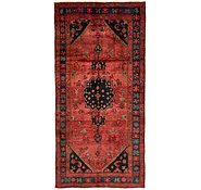 Link to 4' 10 x 9' 10 Hamedan Persian Runner Rug
