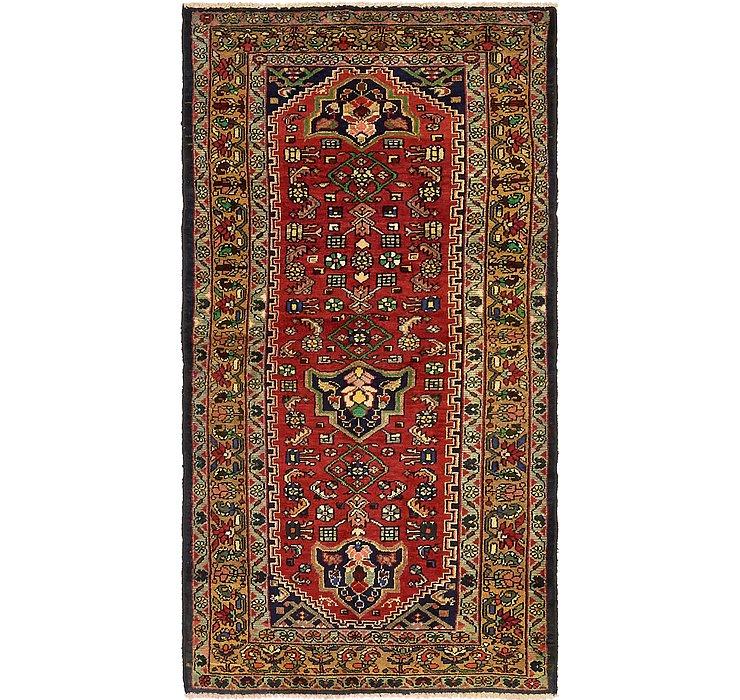 3' 7 x 6' 8 Zanjan Persian Rug