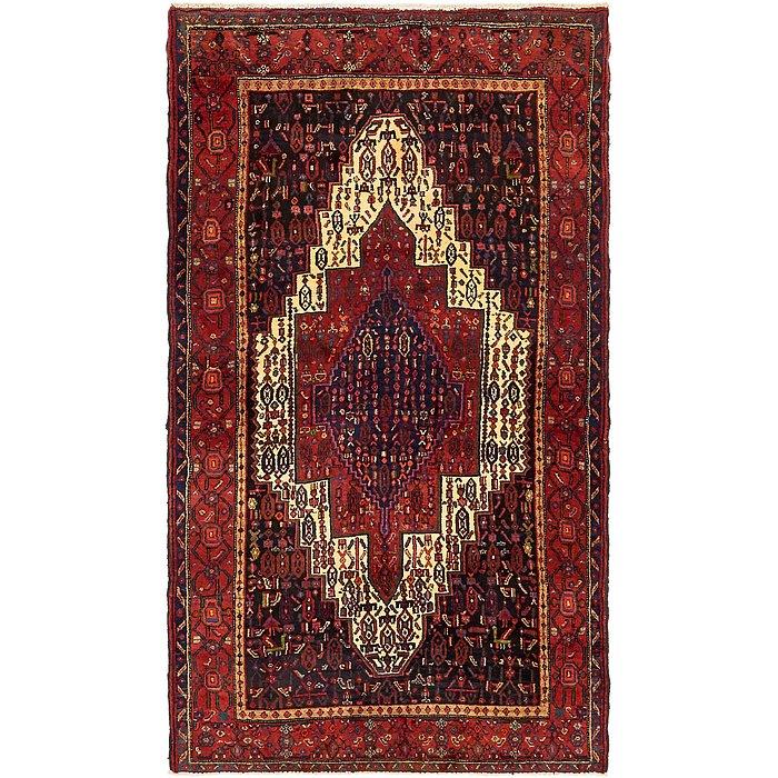 4' 2 x 7' 5 Sanandaj Persian Rug