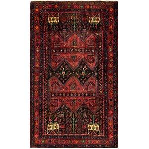 5' 4 x 9' Koliaei Persian Rug
