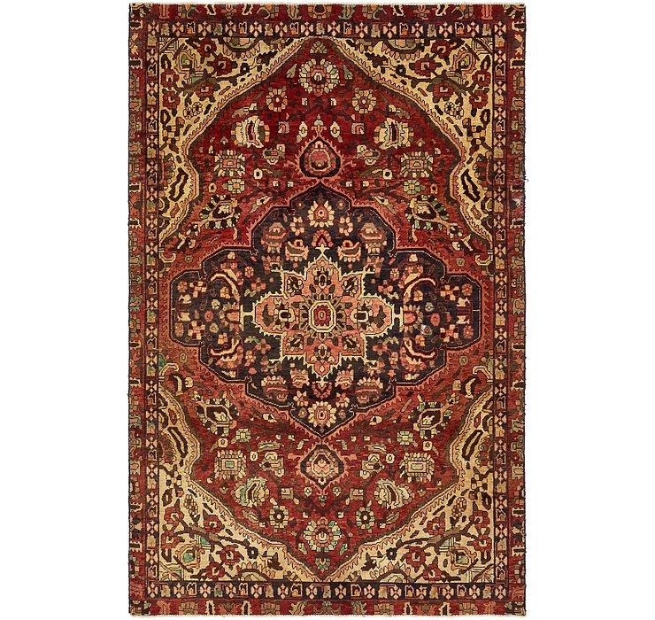 5' 10 x 9' 2 Bakhtiar Persian Rug