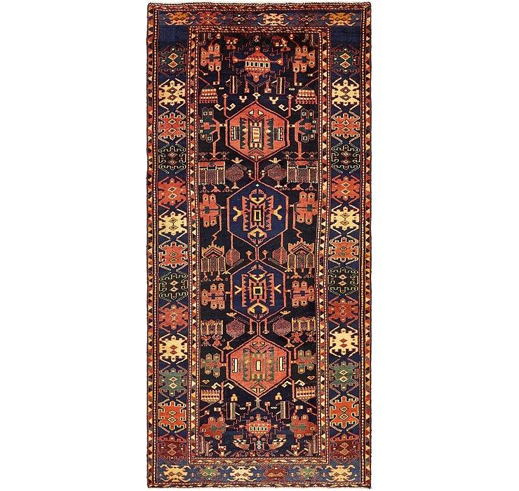 4' 9 x 10' 3 Saveh Persian Runner Rug