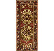 Link to 4' 4 x 10' 2 Shiraz Persian Runner Rug
