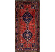 Link to 4' 10 x 10' 5 Koliaei Persian Runner Rug