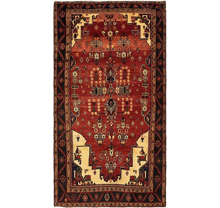 5' 3 x 9' 6 Koliaei Persian Rug