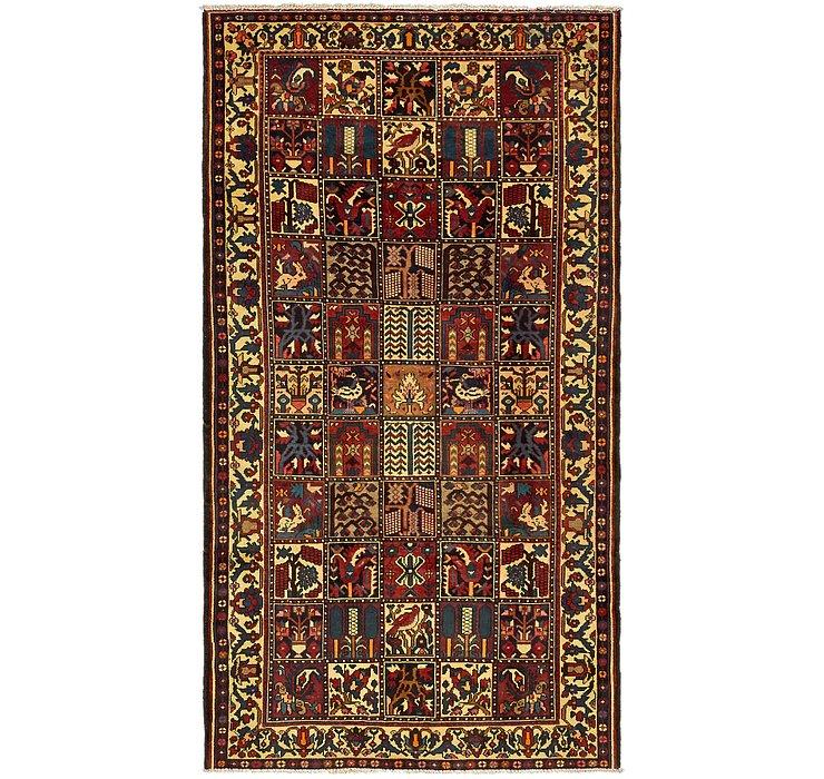 155cm x 297cm Bakhtiar Persian Rug