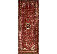 Link to 127cm x 343cm Hossainabad Persian Runner Rug