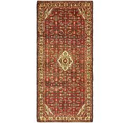 Link to 4' 5 x 9' 9 Hossainabad Persian Runner Rug