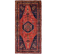 Link to 4' 10 x 9' 10 Khamseh Persian Runner Rug