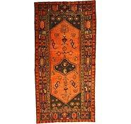 Link to 4' 11 x 10' 2 Zanjan Persian Runner Rug