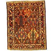 Link to 4' 9 x 6' Bakhtiar Persian Rug