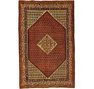 Link to 4' 10 x 7' 9 Hamedan Persian Rug