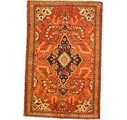 Link to 4' 2 x 6' 7 Farahan Persian Rug