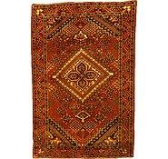 Link to 4' 6 x 6' 8 Bakhtiar Persian Rug