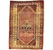 Link to 4' 3 x 5' 11 Shiraz Persian Rug