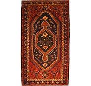 Link to 4' 4 x 7' 11 Khamseh Persian Rug