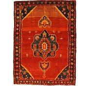 Link to 4' 8 x 6' 2 Hamedan Persian Rug