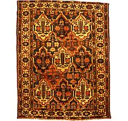 Link to 5' 4 x 6' 7 Bakhtiar Persian Square Rug