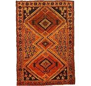 Link to 4' 8 x 6' 9 Shiraz Persian Rug