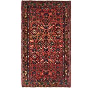 Link to 3' 6 x 6' 2 Hossainabad Persian Rug
