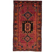 Link to 4' 4 x 7' 7 Hamedan Persian Rug