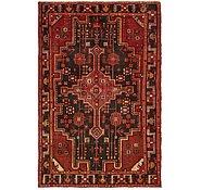 Link to 4' 8 x 7' Tuiserkan Persian Rug