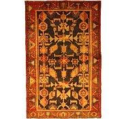 Link to 4' 4 x 6' 11 Hamedan Persian Rug