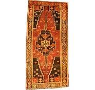 Link to 3' 6 x 7' 1 Hamedan Persian Rug