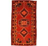 Link to 3' 7 x 6' 5 Khamseh Persian Rug