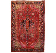 Link to 5' 1 x 7' 9 Hamedan Persian Rug