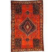 Link to 5' 4 x 8' 4 Sirjan Persian Rug