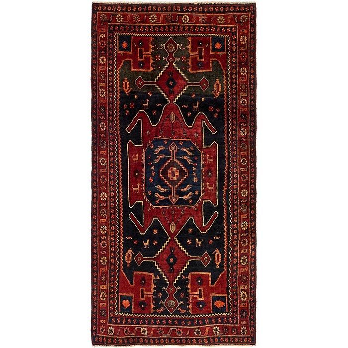4' x 8' 7 Sirjan Persian Runner Rug