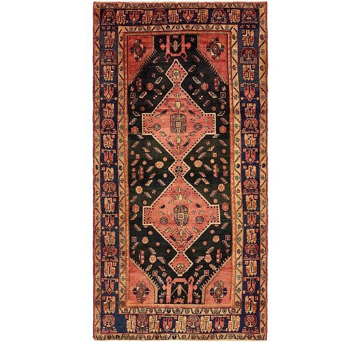 4' 10 x 9' 6 Sirjan Persian Rug