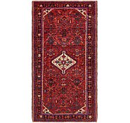 Link to HandKnotted 5' x 9' 6 Zanjan Persian Rug