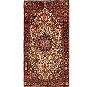 Link to 4' 9 x 9' 4 Borchelu Persian Rug